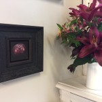 Dani-Humberstone-Purple-Plum-Wychwood-Art-Framed-Art-interior2