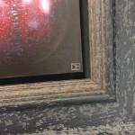 Dani-Humberstone-Purple-Plum-Wychwood-Art-Framed-Art-signature