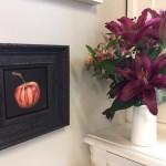 Dani-Humberstone-Striped-Apple-Wychwood-Art-Framed-Art-Interior