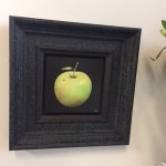 Dani-Humberstone-Very-Green-Apple-Wychwood-Art-Framed-Art