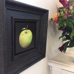 Dani-Humberstone-Very-Green-Apple-Wychwood-Art-Framed-Art-interior