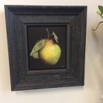 Dani-Humberstone-Yellow-Quince-Wychwood-Art-Framed-Art