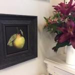 Dani-Humberstone-Yellow-Quince-Wychwood-Art-Framed-Art-interior2