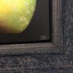 Dani-Humberstone-Yellow-Quince-Wychwood-Art-Framed-Art-signature