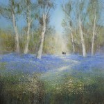 Michael- Sanders- Bluebell-Woods-Small-CanvasPrint