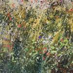 Michael Sanders, Summer Hedgerows, Limited Edition Print, Canvas Print, Landscape Art, Affordable Art 2