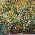 Michael Sanders, Summer Hedgerows, Limited Edition Print, Canvas Print, Landscape Art, Affordable Art 3
