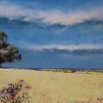 Michael Sanders, Summer Hedgerows, Limited Edition Print, Canvas Print, Landscape Art, Affordable Art 5