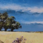 Michael Sanders, Summer Hedgerows, Limited Edition Print, Canvas Print, Landscape Art, Affordable Art 6