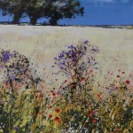 Michael Sanders, Summer Hedgerows, Limited Edition Print, Canvas Print, Landscape Art, Affordable Art 7