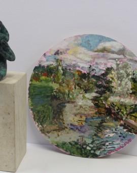 Original Landscape Painting, Contemporary Painting 9