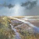 Titchwell_Marsh_Wychwood_Art_Gallery_Michael_Sanders_Limited_Edition_Canvas