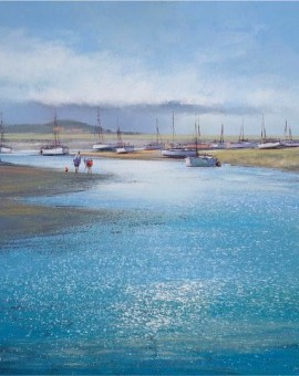 crabbingburnhamoverystaithe-Michael-Sanders-Wychwood-Art