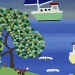 gordon barker original painting, landscape art copy 3