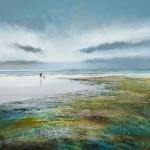 michael-sanders_a-bracing-walk-Limited-edition-art-Wychwood-Gallery