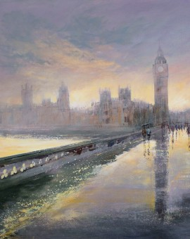 michael-sanders_london-after-rain-Wychwood-Art