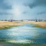 michael-sanders_towards–Wychwood-Art-Limited-Editon-Canvas-Print