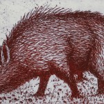 A Boar in Clover-Tim-Southall