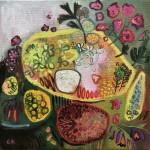 Elaine Kazimierczuk Paul's Hedgerow Bouquet III Wychwood  Art-r