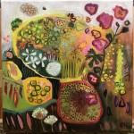 Elaine Kazimierczuk Paul's Hedgerow Bouquet IV Wychwood Art