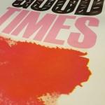 Gavin Dobson – Good Times – Limited edition print – Wychwood art 1