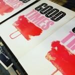 Gavin Dobson – Good Times – Limited edition print – Wychwood art 2