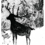 Gavin-Dobson-Reindeer-Animal-Art-Wychwood-Art