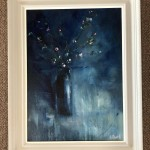 Jemma powell – Great Tew Blossom II – Original Oil Painting