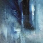 Jemma powell – Great Tew Blossom II – Original Oil Painting 2