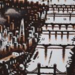 John Duffin, Thames Cloud, Limited Edition Print, London Art 3