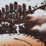 John Duffin, Thames Cloud, Limited Edition Print, London Art 5