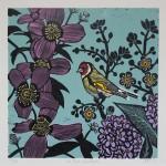 KateHeiss_IntheGarden_Clematis_Spring_Flowers_LimitedEdition_WychwoodArts