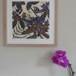 KateHeiss_NuthatchAtSandringham_Rhododendron_Flower_WychwoodArts