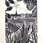 KateHeiss_StIves-Cambridgeshire_Landscape_Boats_WychwoodArts