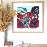 Kateheiss_WildPoppies-Countryside_Nature_print_WychwoodArts
