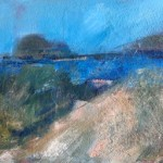 Maggie-Banks-Art-Painting-Mixed-Media-Board-Seale-Island-Donegal-Full-Image