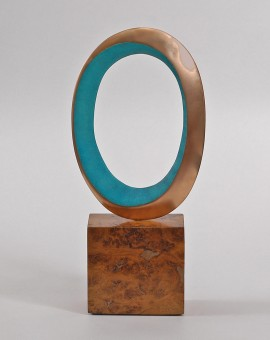 Narrattion II - Philip Hearsey - Bronze sculpture