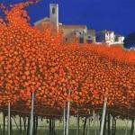 Phil-Greenwood-Art-Turner-Barnes-Gallery-Autumn-Vines-Etching-857×700