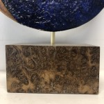 Philip Hearsey, Nightwalk, Bronze Sculpture 3