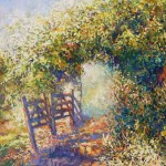 Rendez-Vous -M. Kaldowski - acrylic on canvas 90x80cm