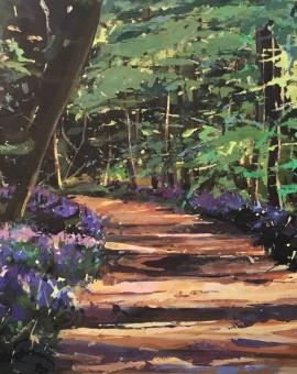 Sarah Ollerenshaw 'You Go Before Me' Wychwood Art