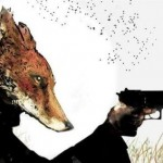 Field Commander (Fox) Rural resistance - Harry Bunce - Limited Edition Print