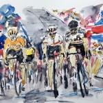 Garth Bayley. Sagan wins TDU Stage 3