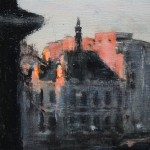 Sundown (Detail 1 - Buildings)