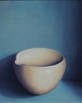 Fiona Smith Offering Bowl 2 Still life painting