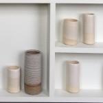 Ceramic installation Art Emma Bell Wychwood Art