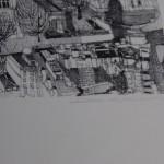 Clare Halifax, Cityscape Art, Limited Edition Silkscreen Print.JPG 4