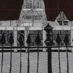Clare Halifax, Limited Edition Print, Architecture Art, Cityscape Prints 2