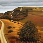 Tim Woodcock-Jones | beacon | aUtumn landscape
