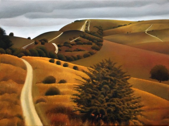 Tim Woodcock-Jones | beacon | aUtumn landscape